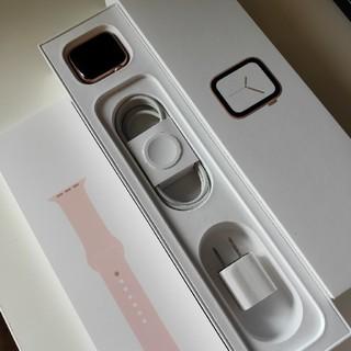 アップルウォッチ(Apple Watch)の専用 Apple watch series4 40mm ゴールドアルミニウム(腕時計(デジタル))