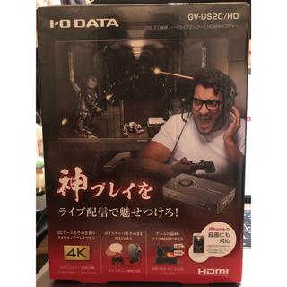 アイオーデータ(IODATA)のi-o DATA GV-US2C/HD(PC周辺機器)