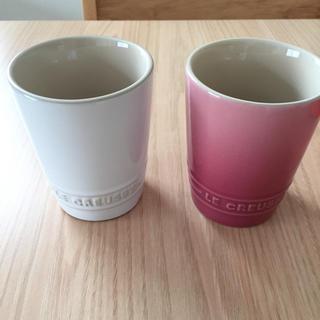 ルクルーゼ(LE CREUSET)のル・クルーゼ タンブラー ペアグラス ペアマグカップ(タンブラー)