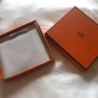 エルメス(Hermes)のHERMES コンパクト財布 (折り財布)