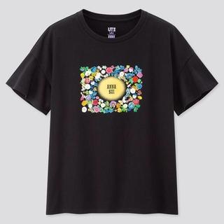 アナスイ(ANNA SUI)のユニクロ アナスイ コラボシャツ L(Tシャツ(半袖/袖なし))