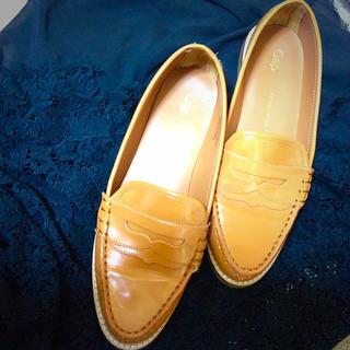 ギャップ(GAP)のGAPエナメルローファー(ローファー/革靴)