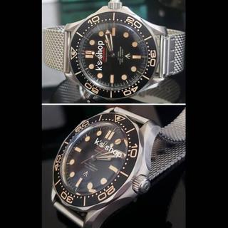 オメガ(OMEGA)のDIVER 300M SEAMASTER42MM 007エディション(腕時計(アナログ))