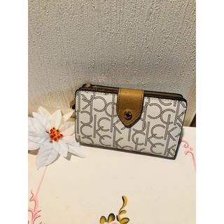 カルバンクライン(Calvin Klein)の 新品Calvin Klein 二つ折り財布(財布)