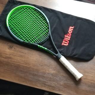 ウィルソン(wilson)のれんれん様専用 Blade 100 V7.0 日本限定モデル(ラケット)