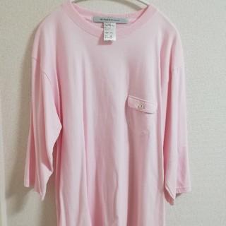 ヤエカ(YAECA)の【新品未使用】eel Touki Button no Poke Tee(Tシャツ/カットソー(半袖/袖なし))