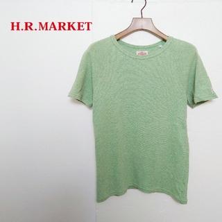 ハリウッドランチマーケット(HOLLYWOOD RANCH MARKET)のハリウッドランチマーケット ストレッチフライス Tシャツ(Tシャツ/カットソー(七分/長袖))