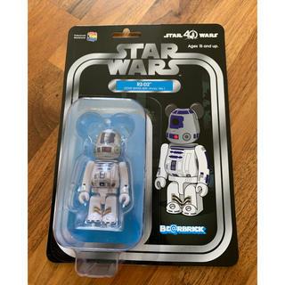 メディコムトイ(MEDICOM TOY)のベアブリック  R2-D2 STAR WARS 40th 100% (SF/ファンタジー/ホラー)