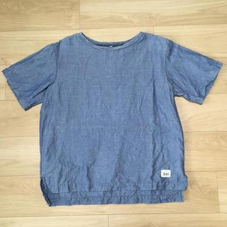 ドアーズ(DOORS / URBAN RESEARCH)のLee×DOORS-natural- 布帛 H/S Pullover T(Tシャツ/カットソー(半袖/袖なし))
