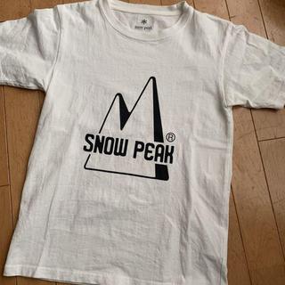スノーピーク(Snow Peak)の完売品 スノーピーク 60th ロゴTシャツ(Tシャツ/カットソー(半袖/袖なし))