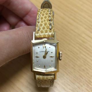 ロンジン(LONGINES)の【LONGINES】腕時計_アンティーク(腕時計)