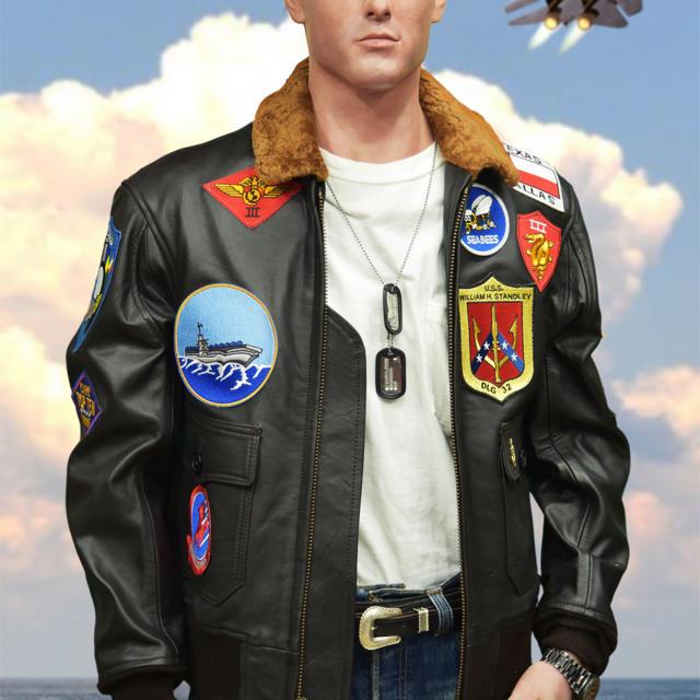 AVIREX(アヴィレックス)の g1トップガンマックスケディ社製 メンズのジャケット/アウター(フライトジャケット)の商品写真