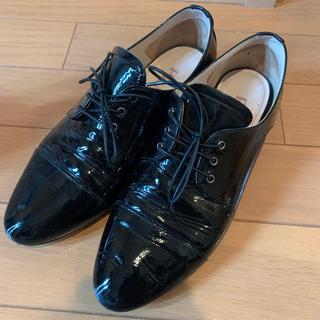 プラダ(PRADA)のPRADA パテントシューズ 正規品(ローファー/革靴)