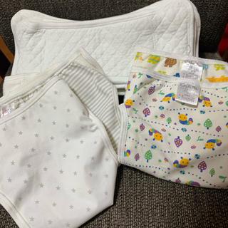 ニシキベビー(Nishiki Baby)の布オムツ5枚ライナー10枚セット(布おむつ)