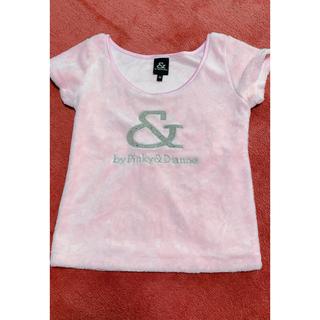 ピンキーアンドダイアン(Pinky&Dianne)のPinky&dianne☆トップス(Tシャツ(半袖/袖なし))