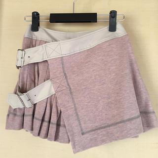 ヴィヴィアンウエストウッド(Vivienne Westwood)のヴィヴィアン ウエストウッド ミニ丈 巻きスカート(ミニスカート)