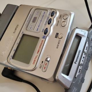 Panasonic - MDプレーヤーpanasonic SJ-MR200