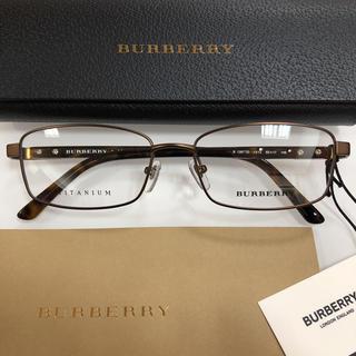 バーバリー(BURBERRY)のバーバリー BURBERRY BE1287TD 1212 眼鏡 メガネフレーム(サングラス/メガネ)