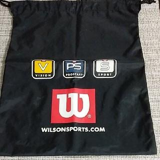 ウィルソン(wilson)のウィルソン Wilson 巾着袋 靴袋 (バッグ)