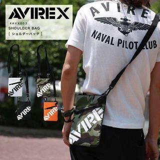 アヴィレックス(AVIREX)のサコッシュ ショルダーバッグ AVX003 AVIREX アヴィレックス(ショルダーバッグ)