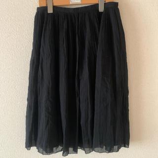 ムジルシリョウヒン(MUJI (無印良品))の無印両品★スカート(ひざ丈スカート)