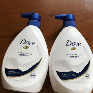 ユニリーバ(Unilever)のお買い得‼️ダヴ ボディウォッシュ2点セット(ボディソープ/石鹸)