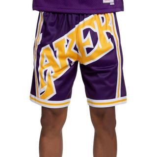 ミッチェルアンドネス(MITCHELL & NESS)のMitchell & Ness Lakers shorts(ショートパンツ)