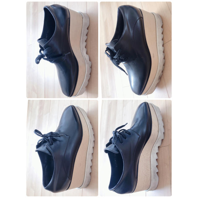 Stella McCartney(ステラマッカートニー)の特別大幅割引き‼️STELLAMCCARTNEY❤️フラットシューズ レディースの靴/シューズ(ローファー/革靴)の商品写真