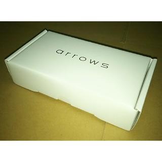 アローズ(arrows)のarrows M05 ホワイト SIMフリー 未開封、新品  即日発送 送料無料(スマートフォン本体)