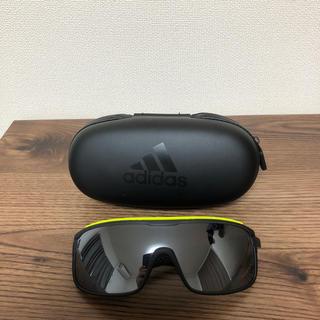 アディダス(adidas)のadidas サングラスzonyk pro ad01 00 6054  Lサイズ(サングラス/メガネ)