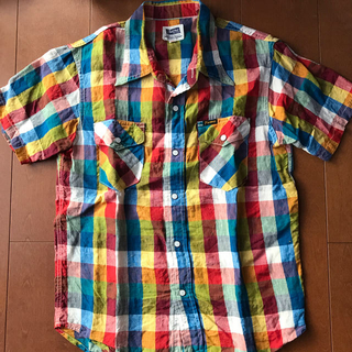 フェローズ(PHERROW'S)のフェローズ半袖シャツきーちゃん様専用(シャツ)