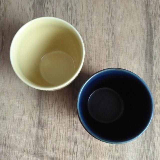 IDEE(イデー)の【チョコミント様専用】【美品】バーズワーズ カップ 2個セット インテリア/住まい/日用品のキッチン/食器(グラス/カップ)の商品写真