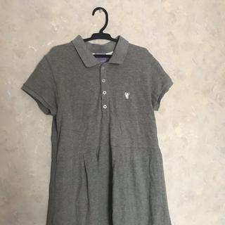 コーエン(coen)のcoen ポロシャツ  ワンピース(ひざ丈ワンピース)