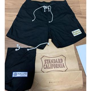 スタンダードカリフォルニア(STANDARD CALIFORNIA)のナルトトランクス standard California スタカリ NARUTO(ショートパンツ)