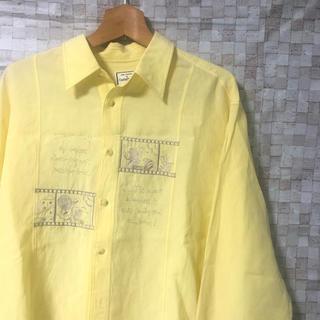 カステルバジャック(CASTELBAJAC)の古着 USA ヴィンテージ カステルバジャック ポロシャツ 刺繍ロゴ (ポロシャツ)