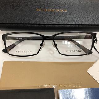 バーバリー(BURBERRY)のバーバリー BURBERRY BE1292TD 1007 眼鏡 メガネフレーム(サングラス/メガネ)