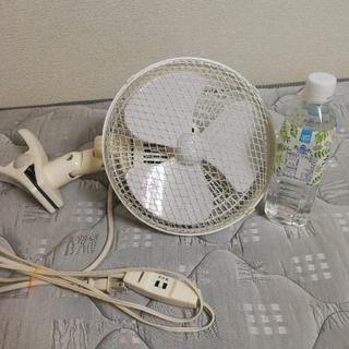 ツインバード(TWINBIRD)のツインバード クリップ扇風機(扇風機)