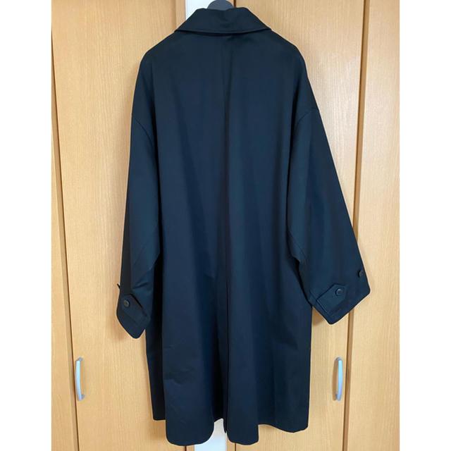 LAD MUSICIAN(ラッドミュージシャン)のLAD MUSICIAN ステンカラーコート17aw メンズのジャケット/アウター(ステンカラーコート)の商品写真