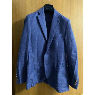 バーニーズニューヨーク(BARNEYS NEW YORK)の新品 バーニーズニューヨーク購入 リネン ジャケット(テーラードジャケット)