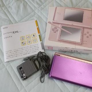 ニンテンドーDS(ニンテンドーDS)のお取り置き中の為購入不可。Nintendo DS ニンテンド-DS LITE (携帯用ゲーム機本体)