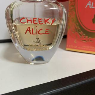 ヴィヴィアンウエストウッド(Vivienne Westwood)のヴィヴィアン ウエストウッド チーキーアリス オードトワレ 50ml(香水(女性用))