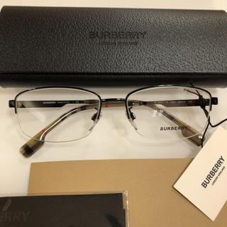 バーバリー(BURBERRY)のバーバリー BURBERRY BE1342TD 1001 眼鏡 メガネフレーム(サングラス/メガネ)