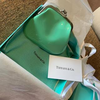 ティファニー(Tiffany & Co.)のティファニー小銭入れがま口小銭入れコインケース(コインケース)