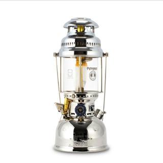 ペトロマックス(Petromax)のペトロマックス【Petromax】HK500 圧力式灯油ランタン ニッケル(ライト/ランタン)