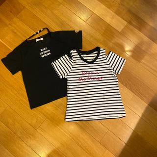 イングファースト(INGNI First)のイングファーストTシャツ2枚セット(Tシャツ/カットソー)