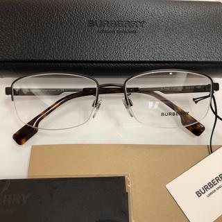 バーバリー(BURBERRY)のバーバリー BURBERRY BE1342TD 1012 眼鏡 メガネフレーム(サングラス/メガネ)