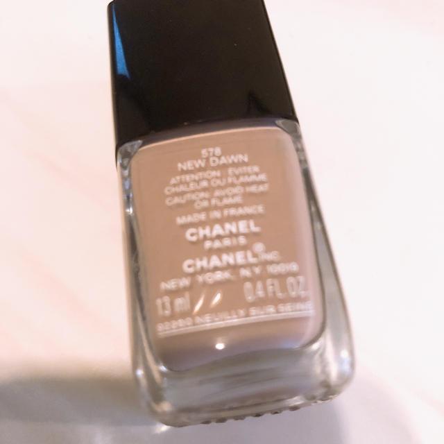 CHANEL(シャネル)のCHANEL ネイル578 コスメ/美容のネイル(マニキュア)の商品写真