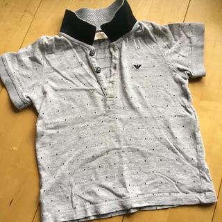 アルマーニ ジュニア(ARMANI JUNIOR)のアルマーニbaby  ポロシャツ(Tシャツ/カットソー)