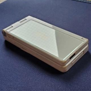 エヌティティドコモ(NTTdocomo)の動作品  ドコモiモードケータイ P906i 白(携帯電話本体)