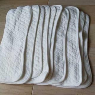 ニシマツヤ(西松屋)の布オムツ10枚(布おむつ)